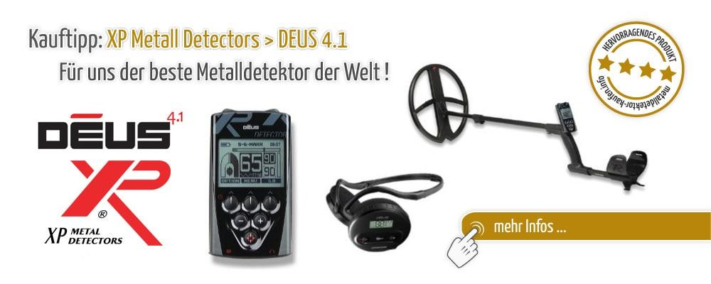XP Deus 4.1